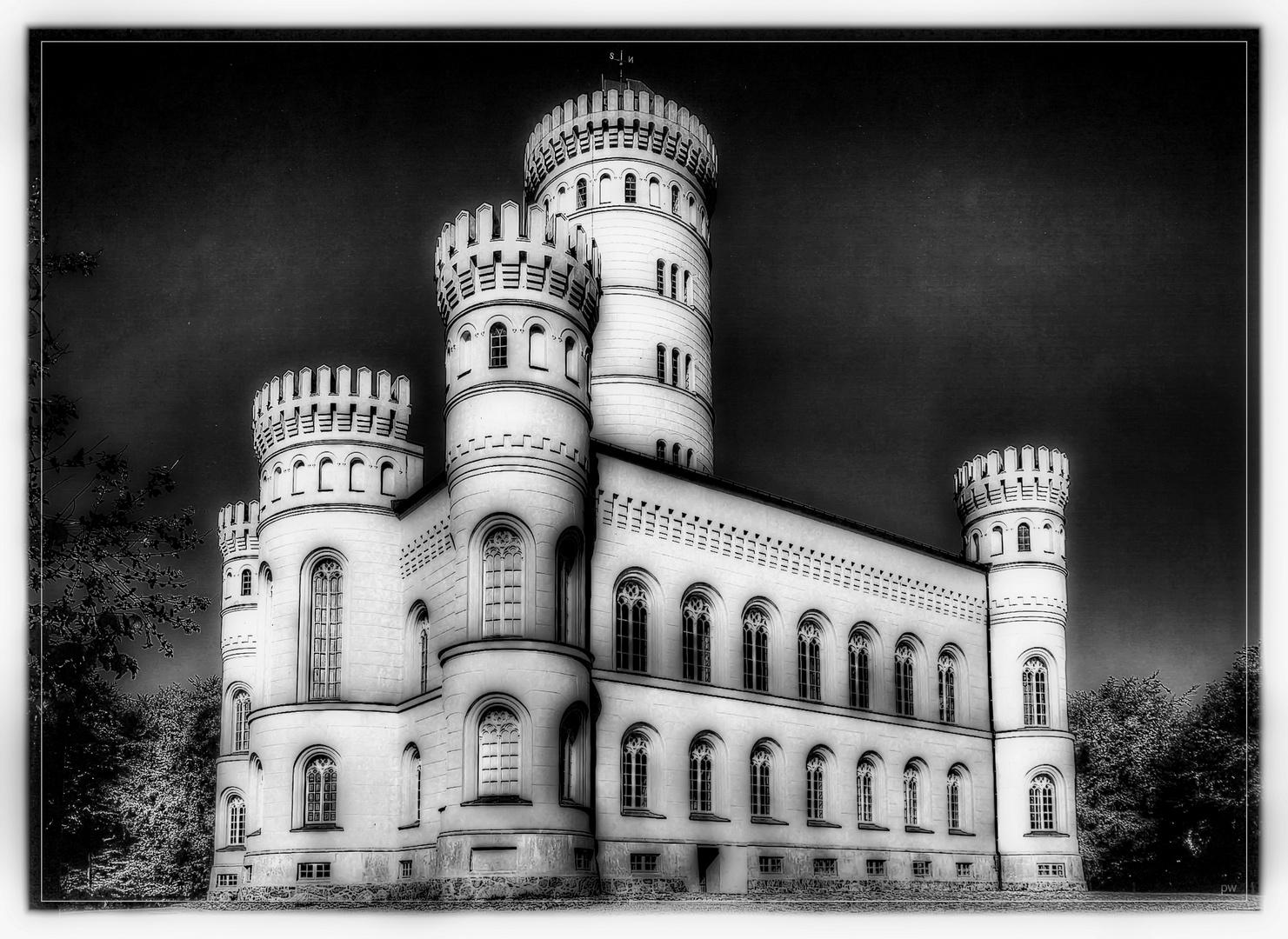 -Schloss Granitz -