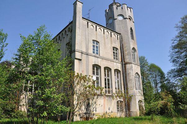 Schloss Gresse in Mecklenburg