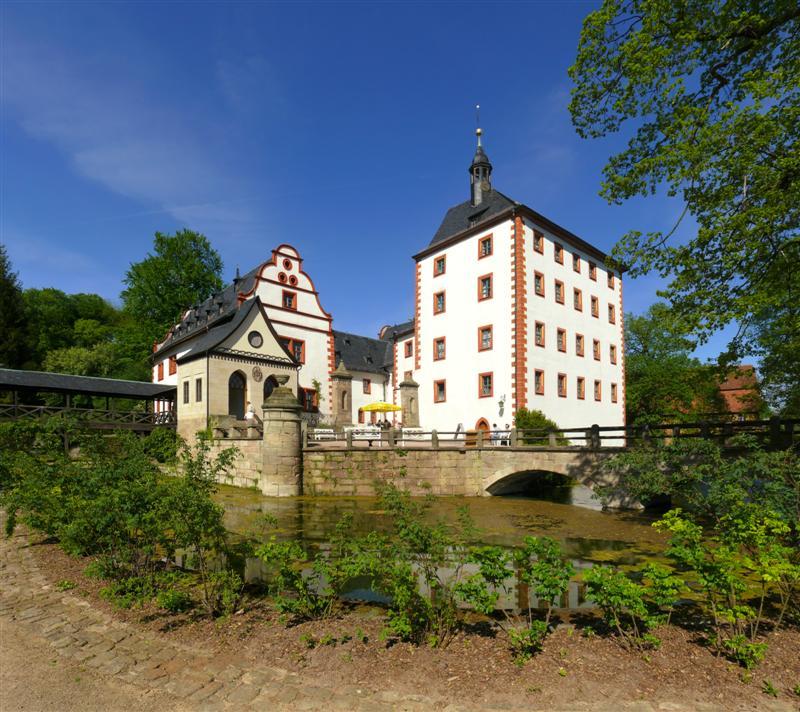 Schloss Großkochberg
