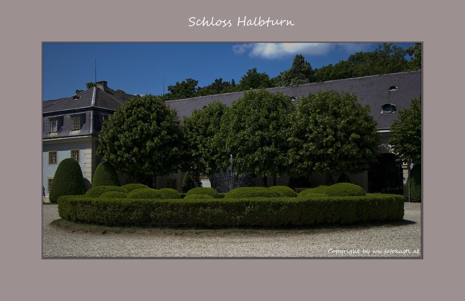 Schloss Halbturn