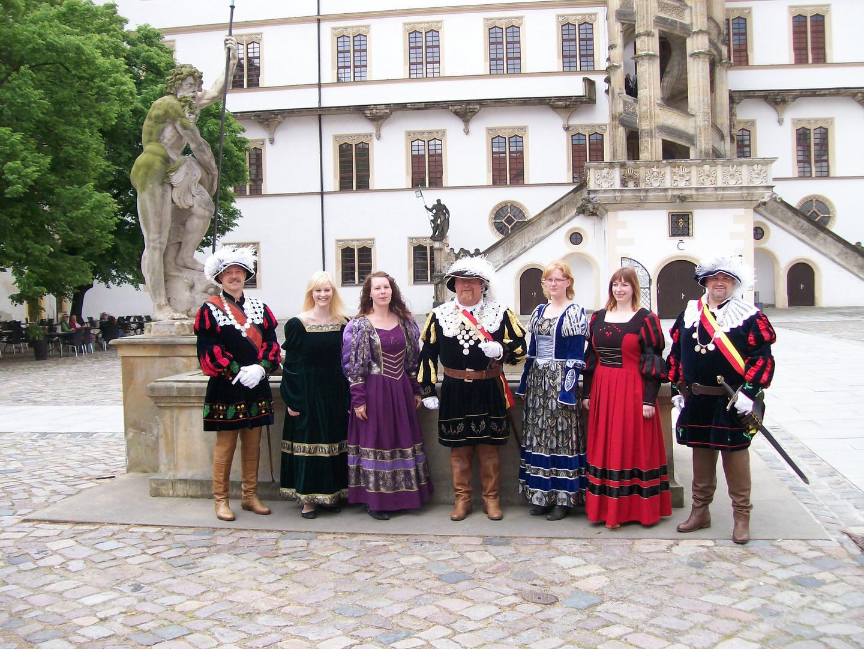 Schloß Hartenfels in Torgau