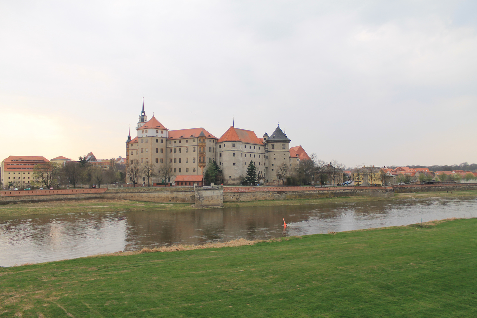 Schloß Hartenfels in Torgau/Elbe
