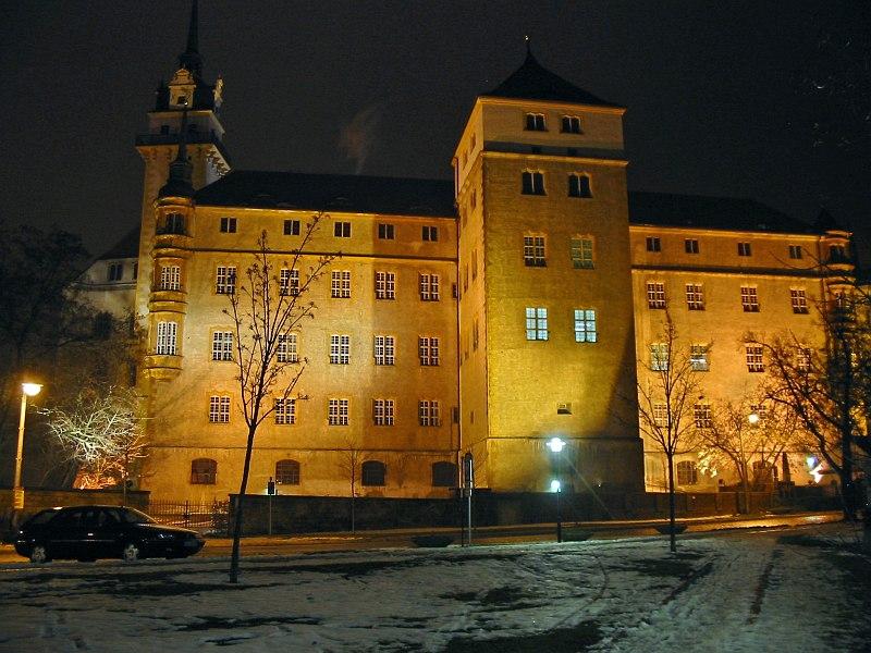 Schloss Hartenfels Torgau die 2.