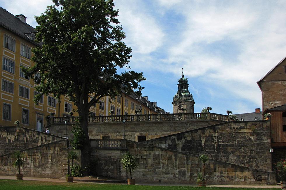 Schloß Heidecksburg