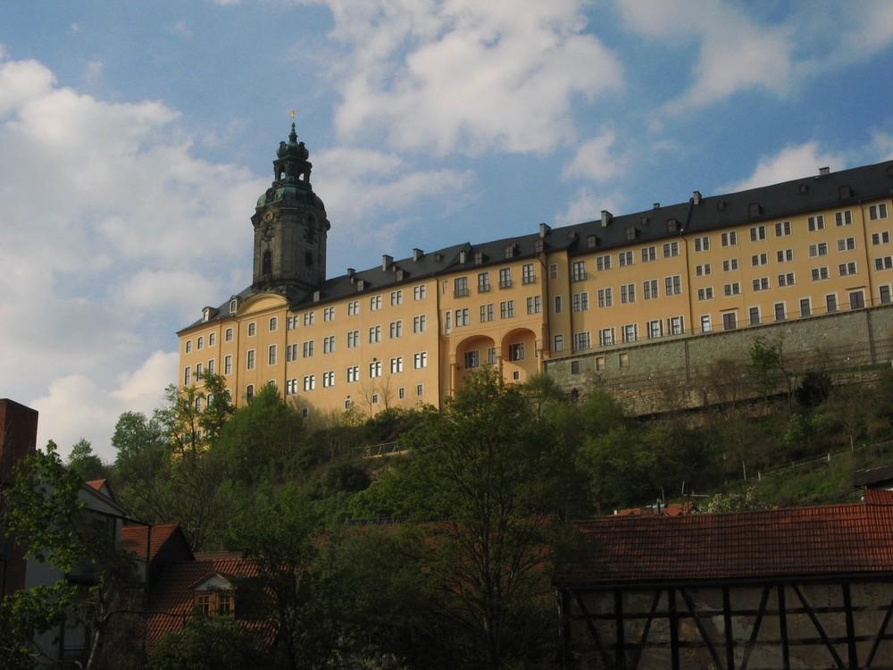 Schloss Heidecksburg im neuen Glanz