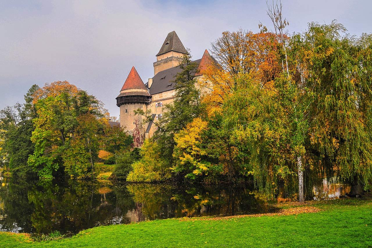 Schloss Heidenreichstein