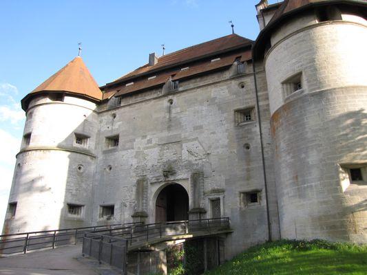 Schloss Hellenstein