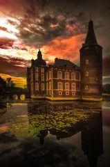 Schloss Hoensbroek ...