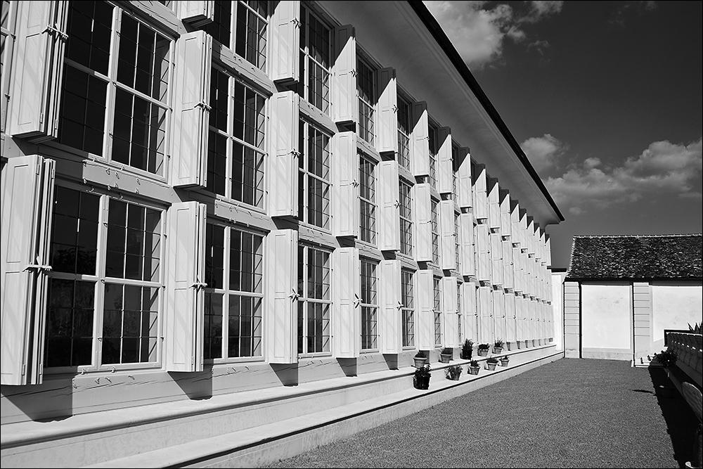 Schloss Hof - Orangerie