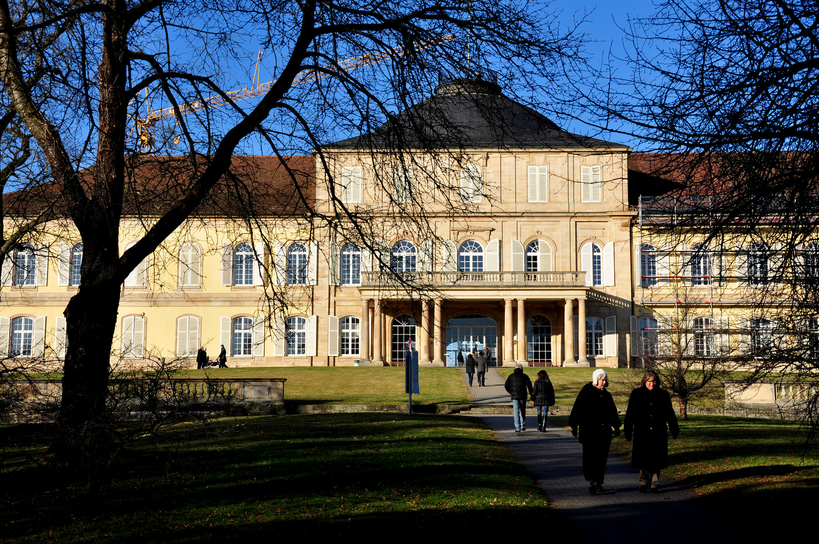 Schloß Hohenheim 1