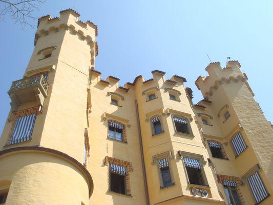 Schloss Hohenschwangau 1