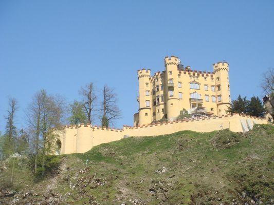 Schloss Hohenschwangau 2