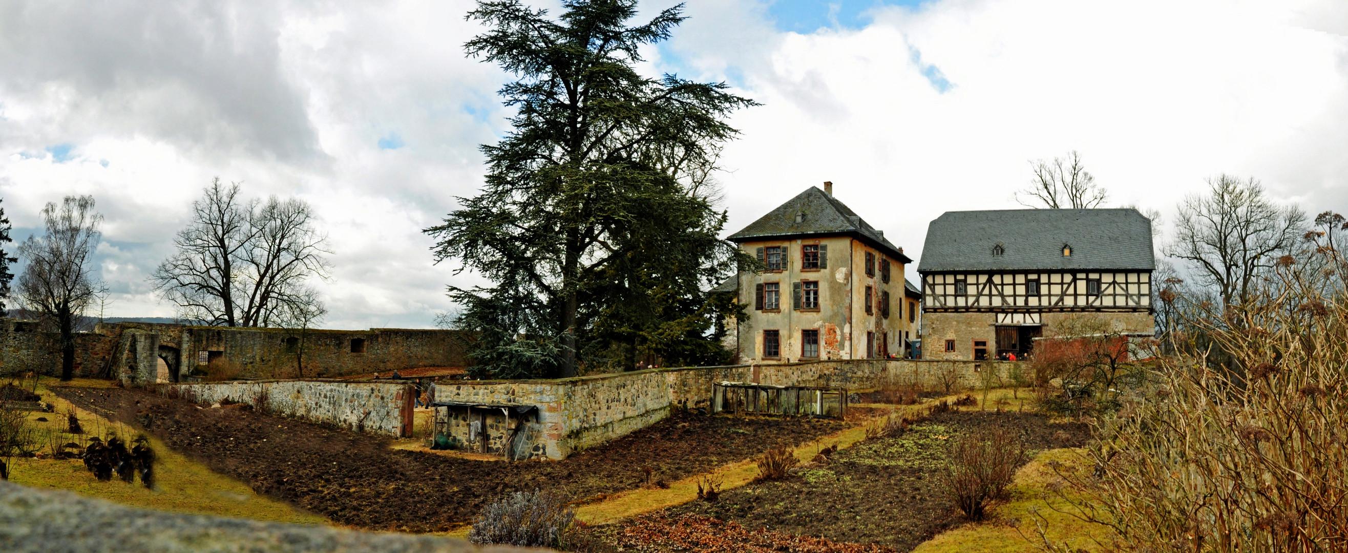 Schloss Homberg (Ohm)
