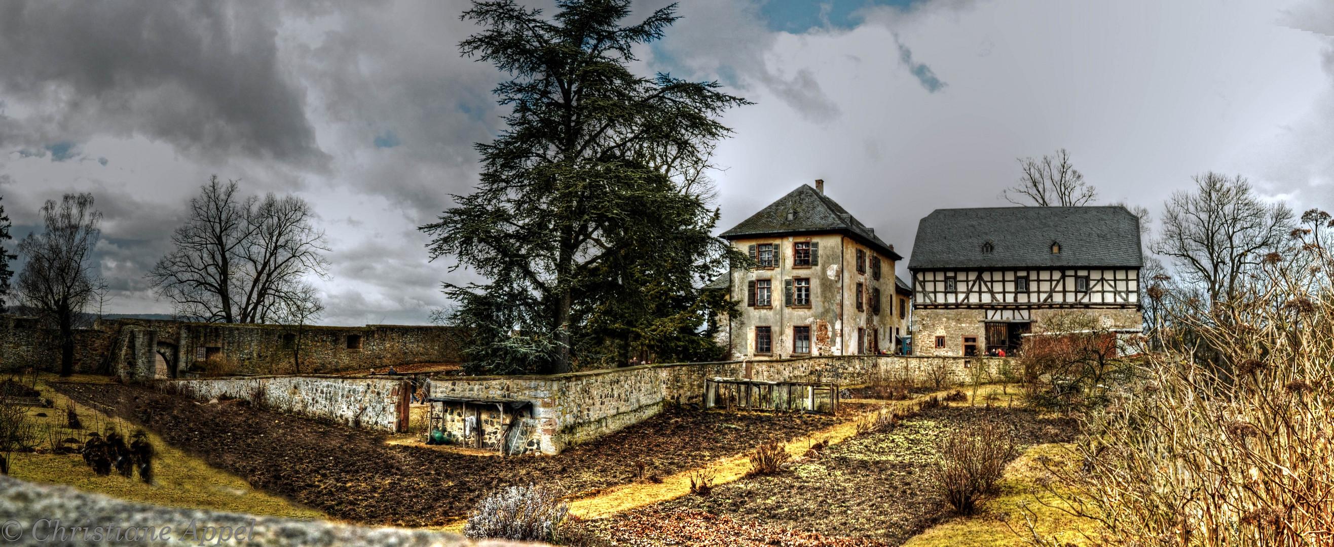 Schloss Homberg (Ohm) Kreativ