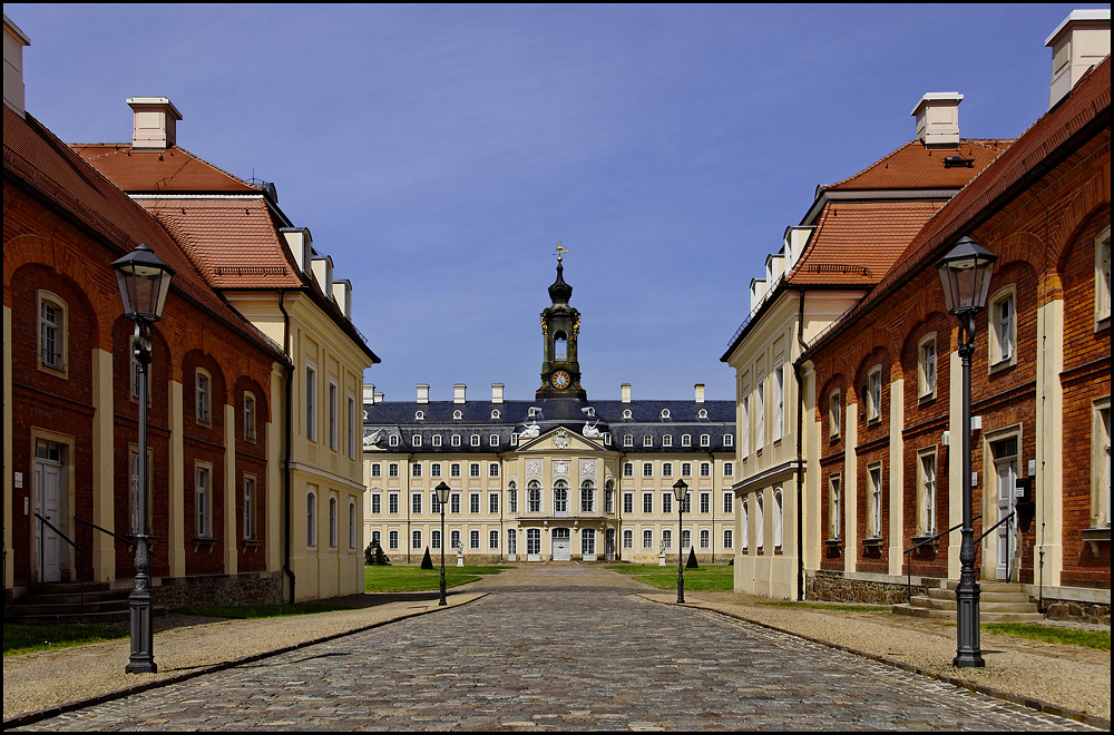 Schloss Hubertusburg 2