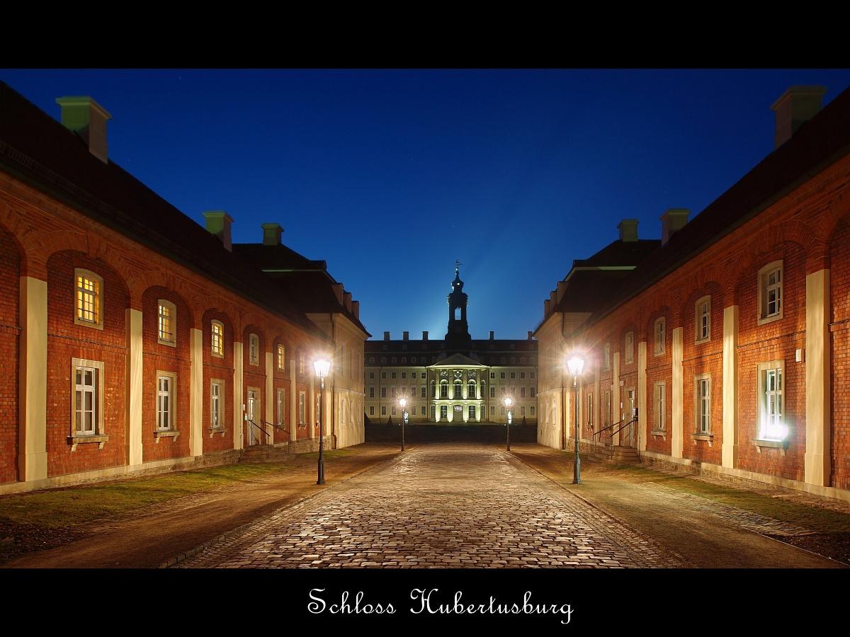 Schloss Hubertusburg Wermsdorf