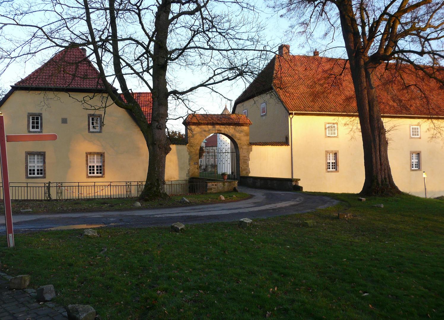 Schloss Hünnefeld