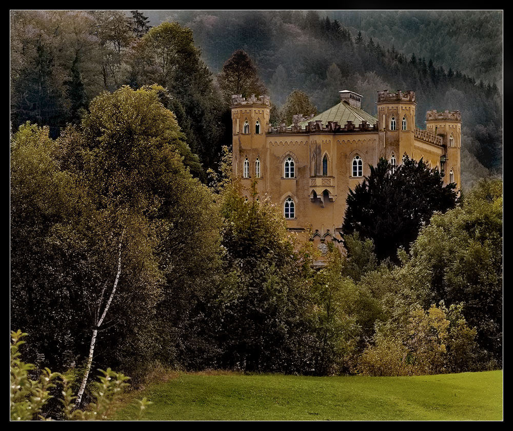Schloss Hüttenstein