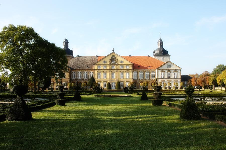 Schloss Hundisburg V