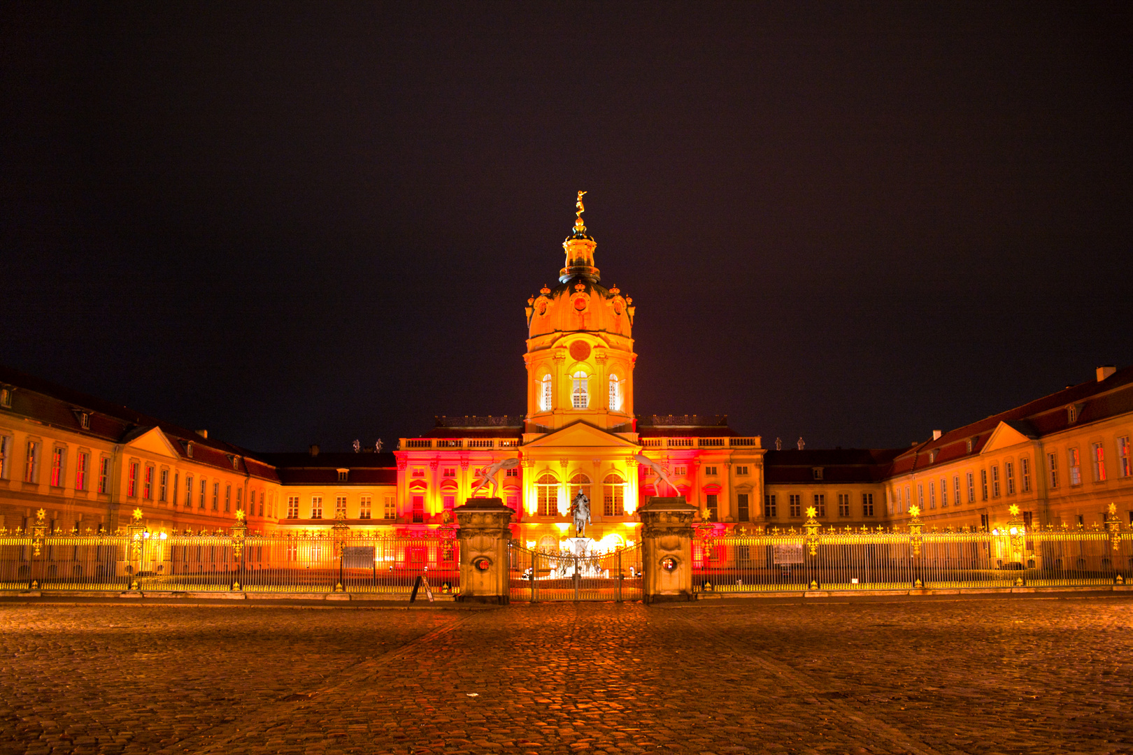 Schloss im HDR Look 2