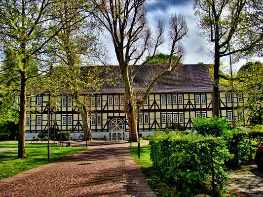 Schloss in Burgdorf (D)