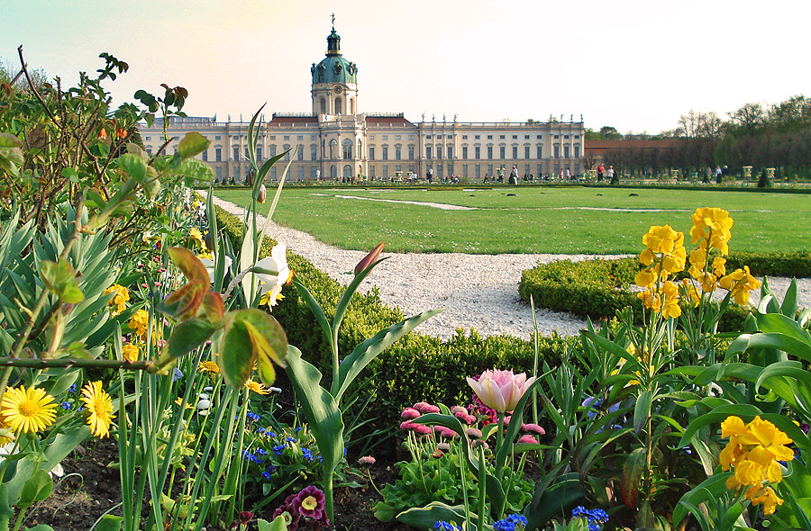 Schloss in Charlottenburg