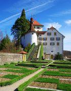 Schloss in der nähe von Luzern