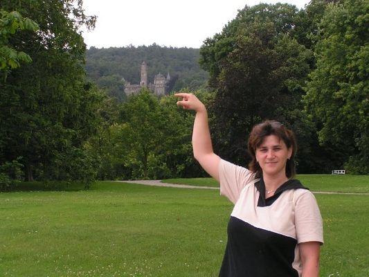Schloss in Kassel / Castle nearby Kassel