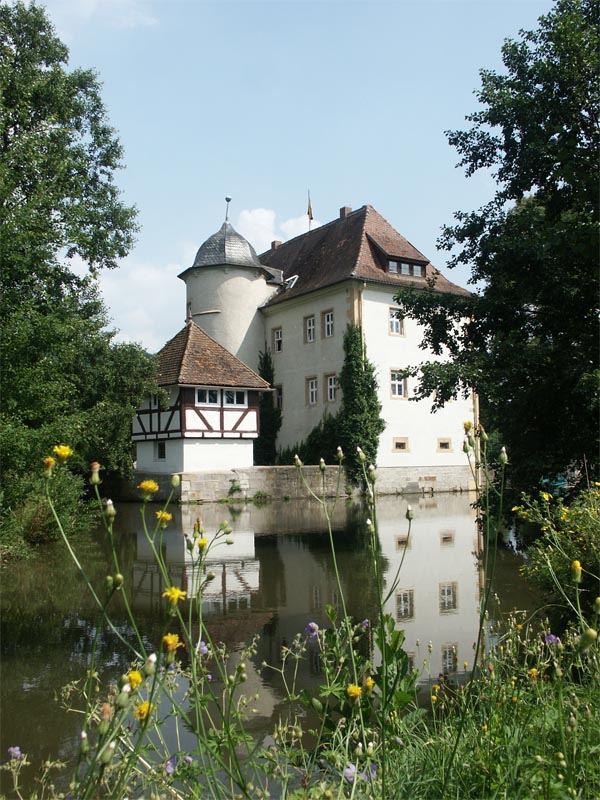 Schloß in Kleinbardorf