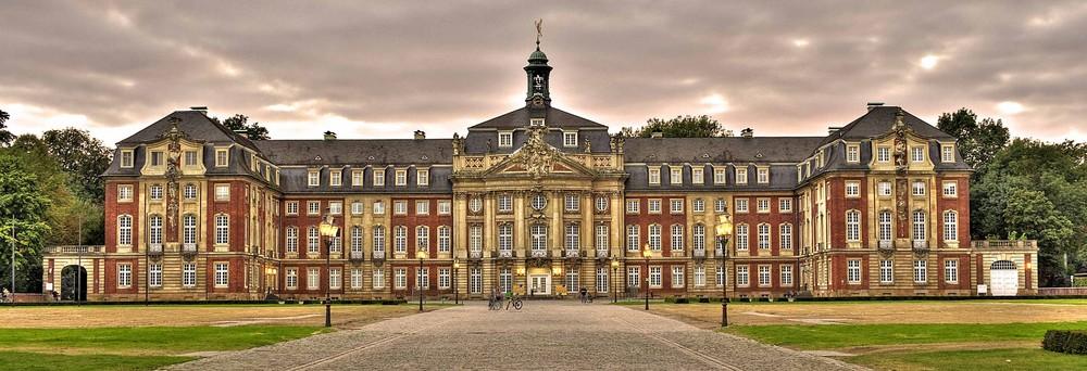 Schloss in Münster Westf.