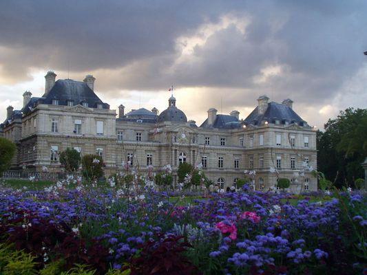 Schloss in Paris