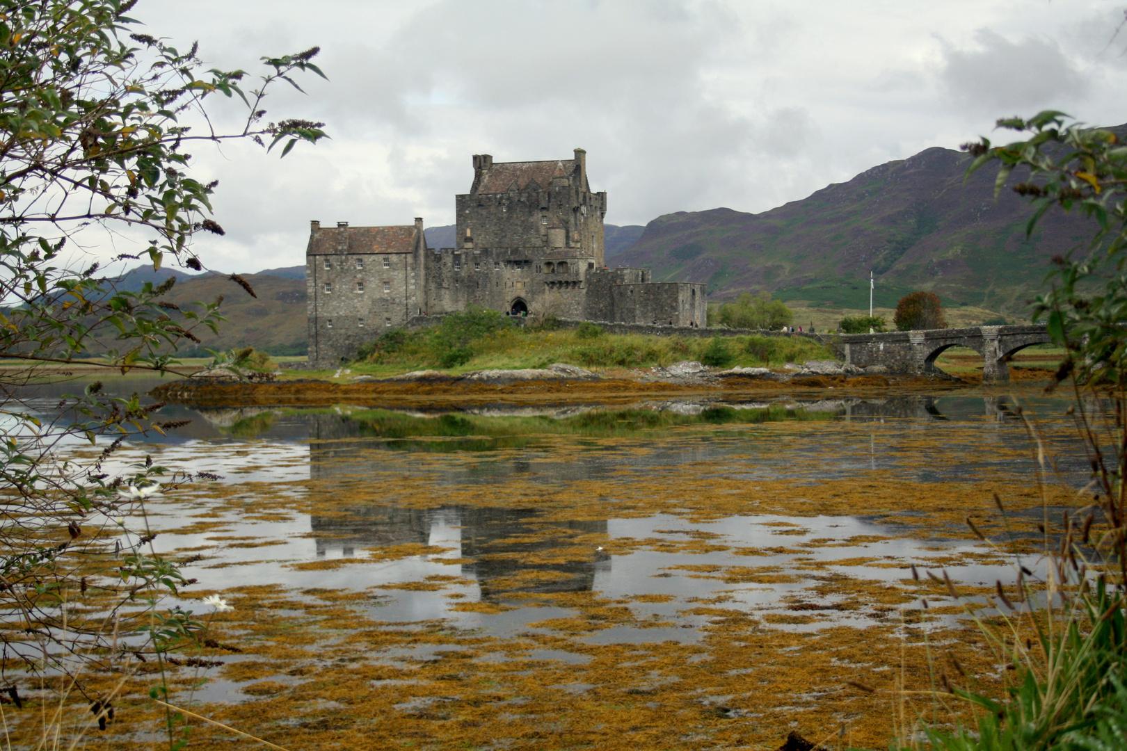 Schloß in Schottland