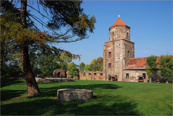 Schloss in Tost (OS)