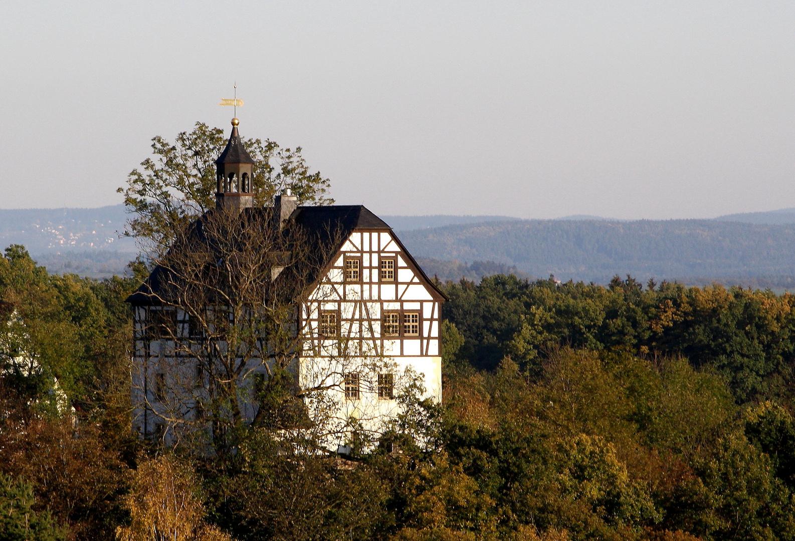 Schloß Jößnitz