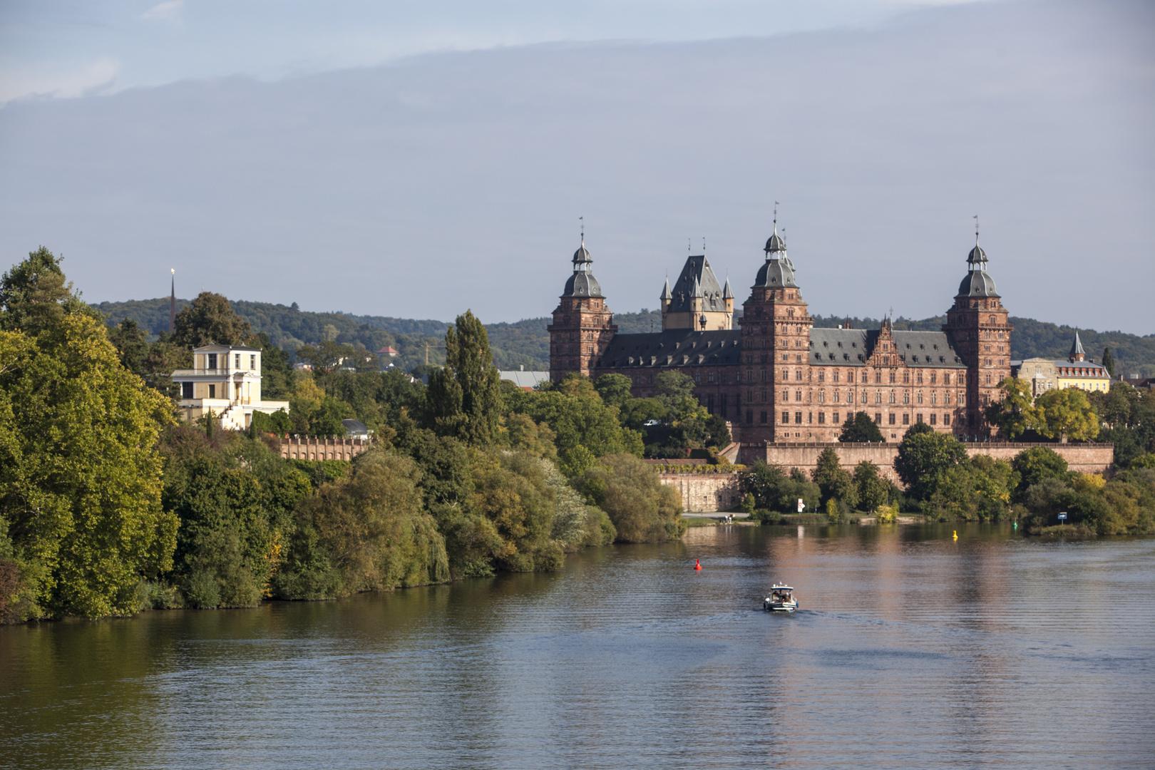 Schloss Johannesburg, Aschaffenburg