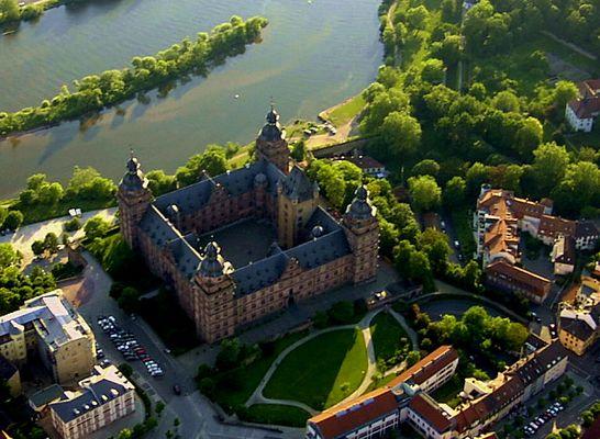 Schloss Johannisberg, Aschaffenburg