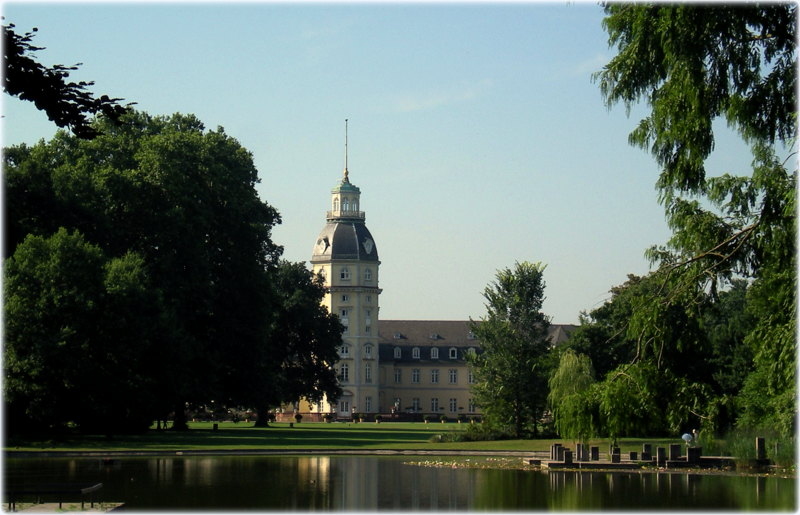 Schloss KarlsRuhe;D