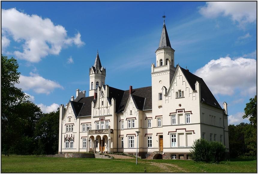 Schloß Kartlow in Vorpommern
