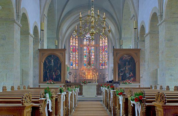 Schloss Kirche von Cappenberg