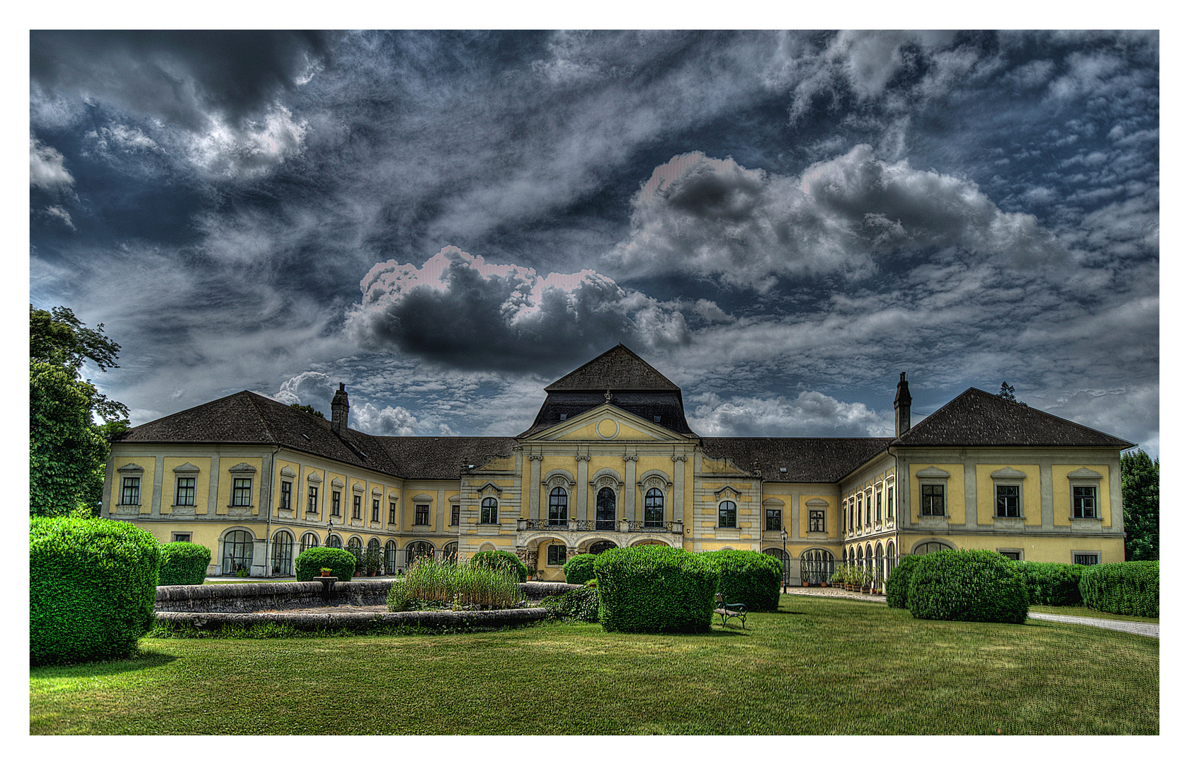 Schloss Kittsee 1