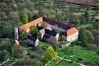« Schloss - Kloster Cappenberg im Frühling »