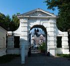 Schloss Köpenick (Blick Richtung Schlossplatz)