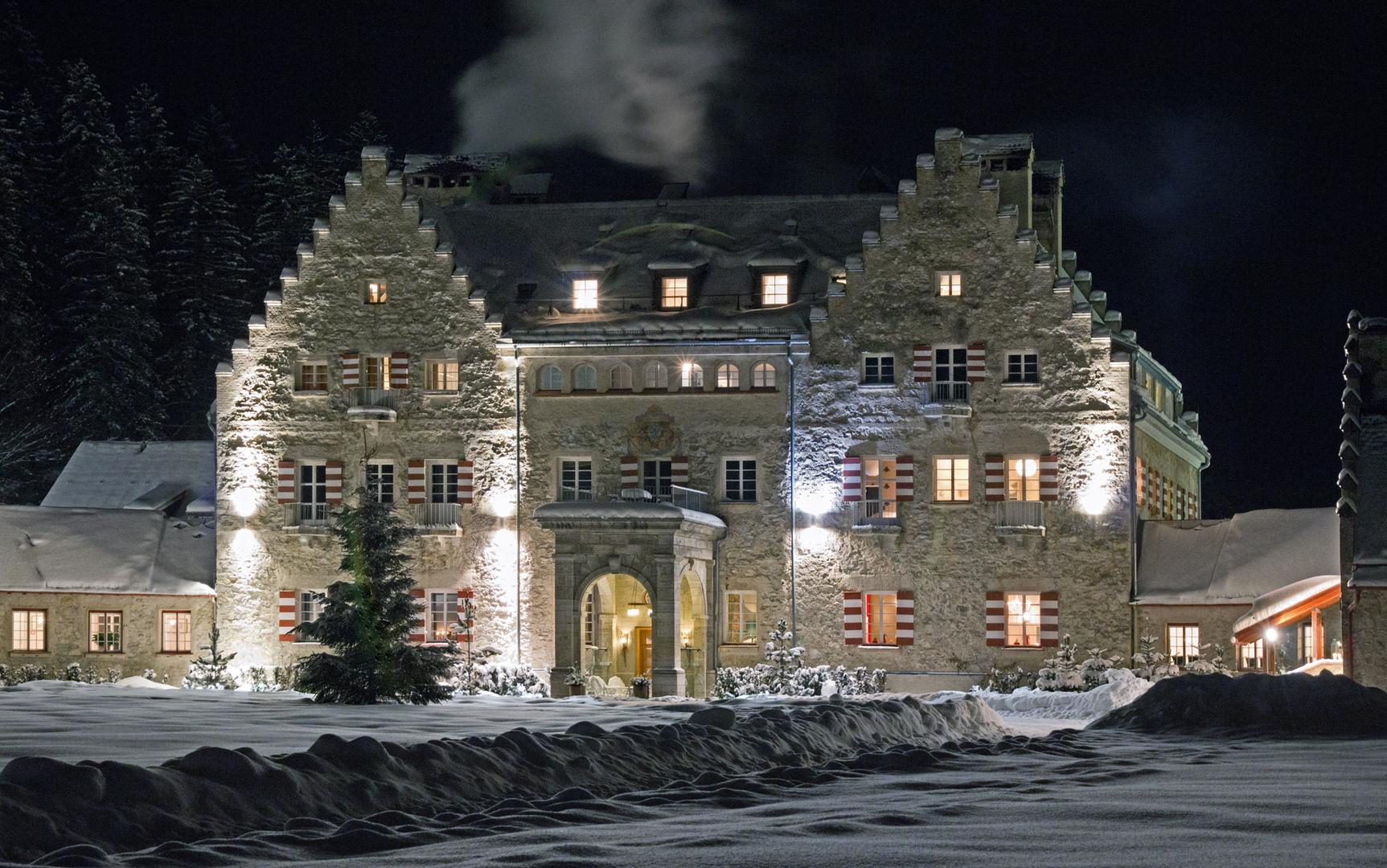 Schloss Kranzbach 1