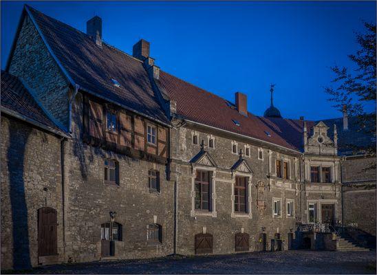 Schloss Krottorf - Innenhof