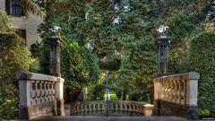 Schloss Landsberg - Garten