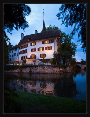 Schloss Landshut in Utzenstorf