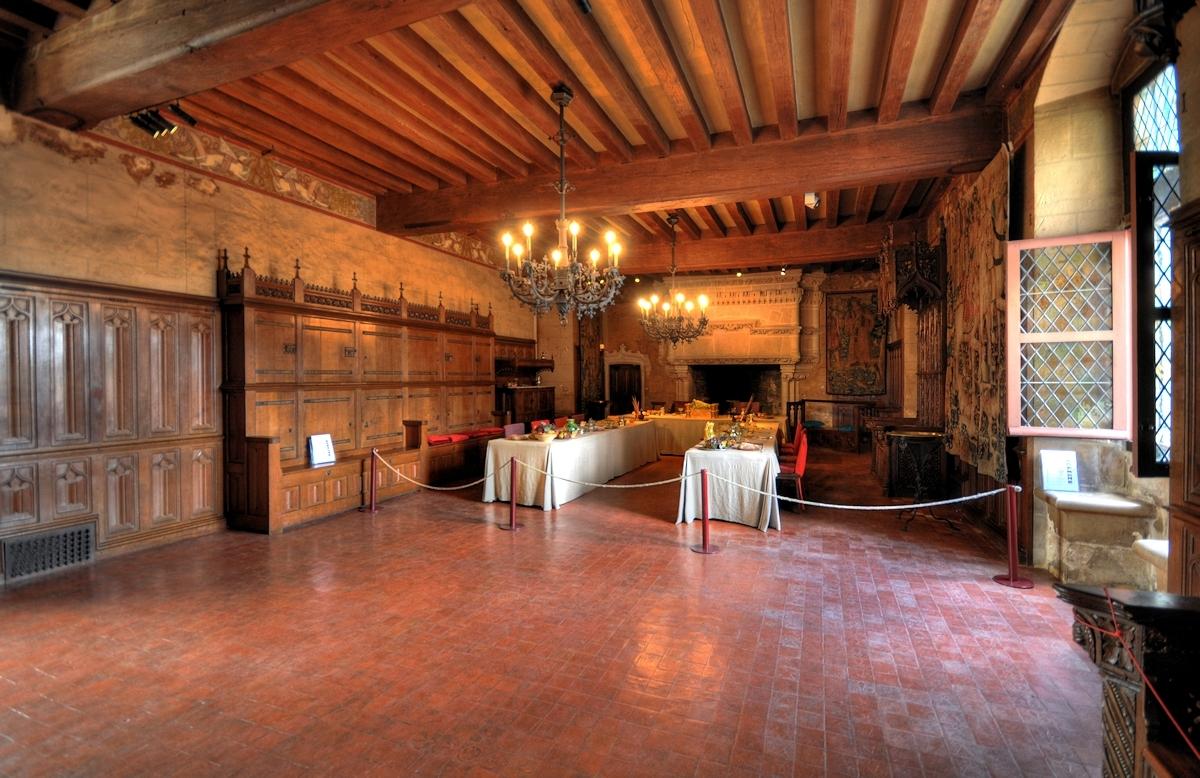 Schloss Langeais 02