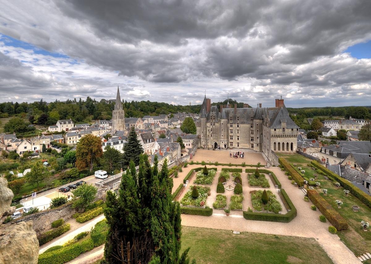 Schloss Langeais 05
