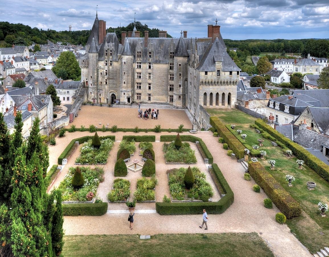 Schloss Langeais 07
