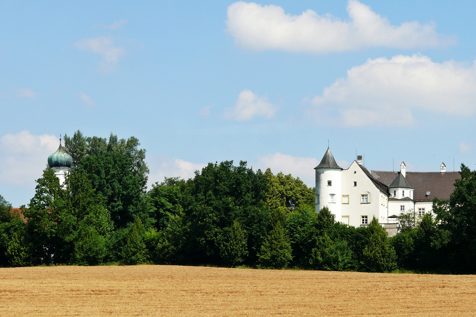 Schloß Lauterbach